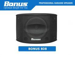 Loa karaoke chuyên nghiệp Bonus 808