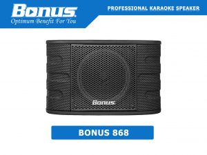 Loa karaoke chuyên nghiệp Bonus 868