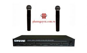 Micro không dây Shure LX88II