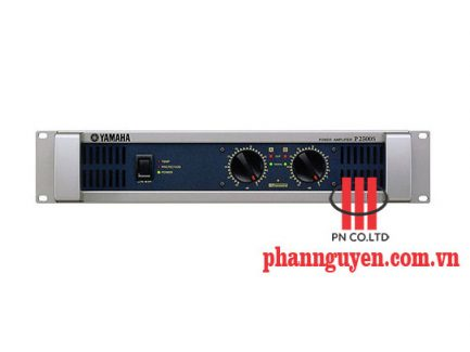 Main Power yamaha p2500s
