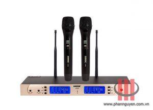 Micro karaoke Shure UR6S