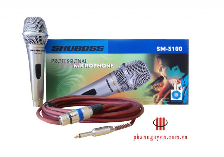 Micro karaoke ShuBoss SM-3000