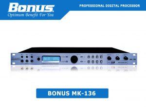 Vang số - Mixer digital Bonus MK-136 cao cấp