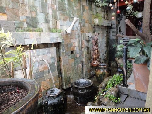 Thi công hệ thống âm thanh ánh sáng Cafe Phố Xinh Gò Dầu