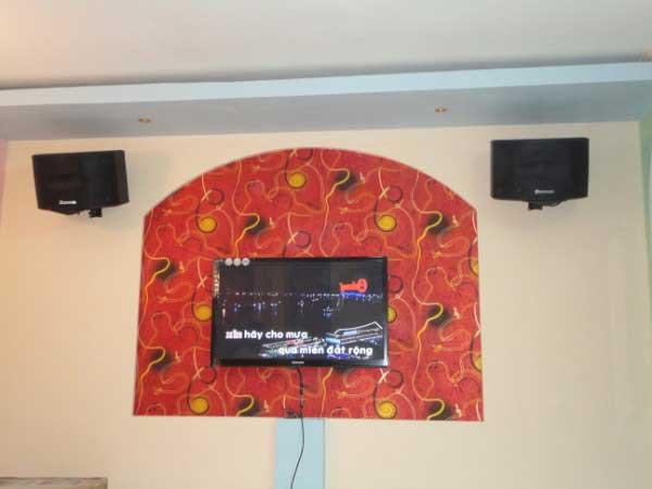 Công trình thi công phòng karaoke Star Gò Vấp