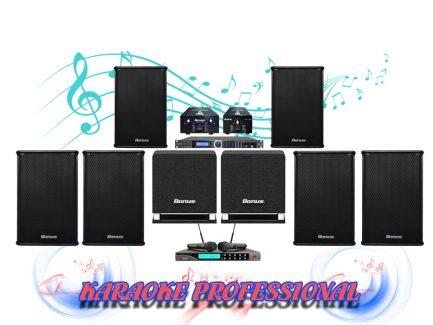 Dàn karaoke chuyên nghiệp, đẳng cấp BA-01CN
