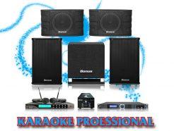 Dàn karaoke kinh doanh cao cấp BA-02KD