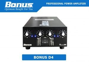 Cục đẩy công suất - Main Power Bonus D4