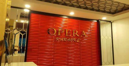 Công trình thi công âm thanh phòng karaoke Opera Cần Thơ