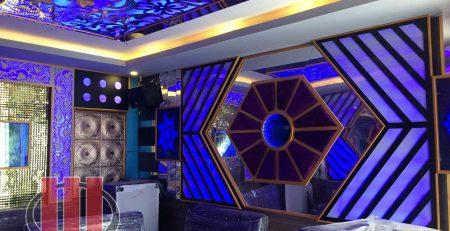 Công trình thi công phòng karaoke Thanh Huyền tại Long Thành
