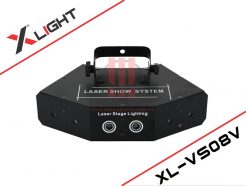 Đèn laser karaoke XLIGHT XL-VS08V