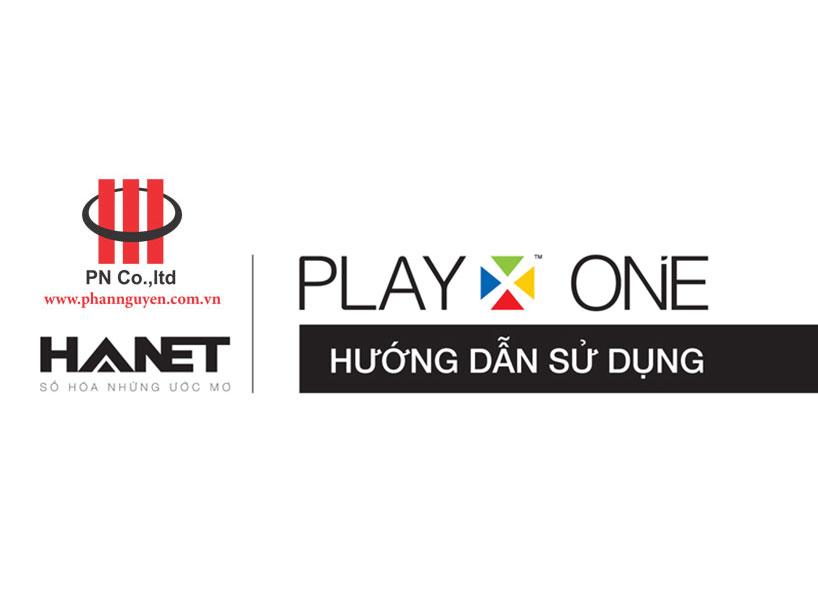 Hướng dẫn sử dụng đầu karaoke HANET PlayX ONE