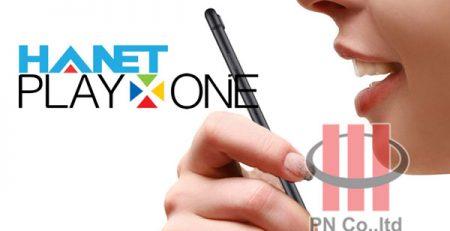 Hanet PlayX One - Tìm kiếm bằng giọng nói qua Smartphone