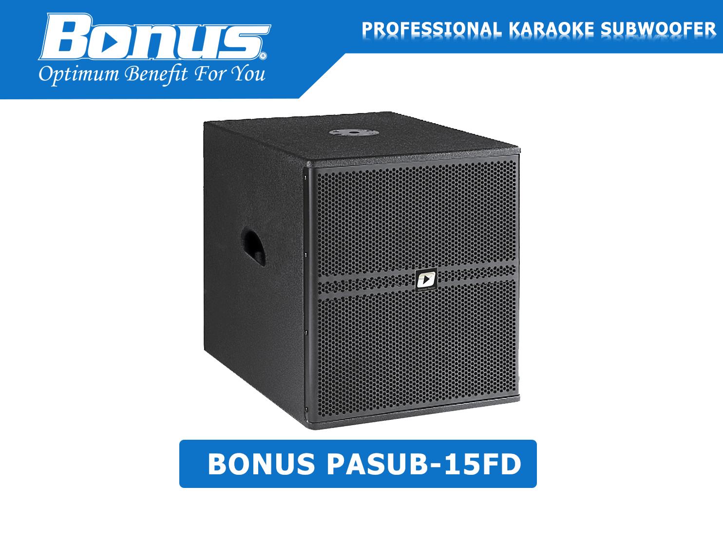 Loa sub bonus pasub-15fd cao cấp.