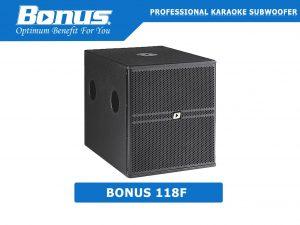 Loa Subwoofer Bonus 118F
