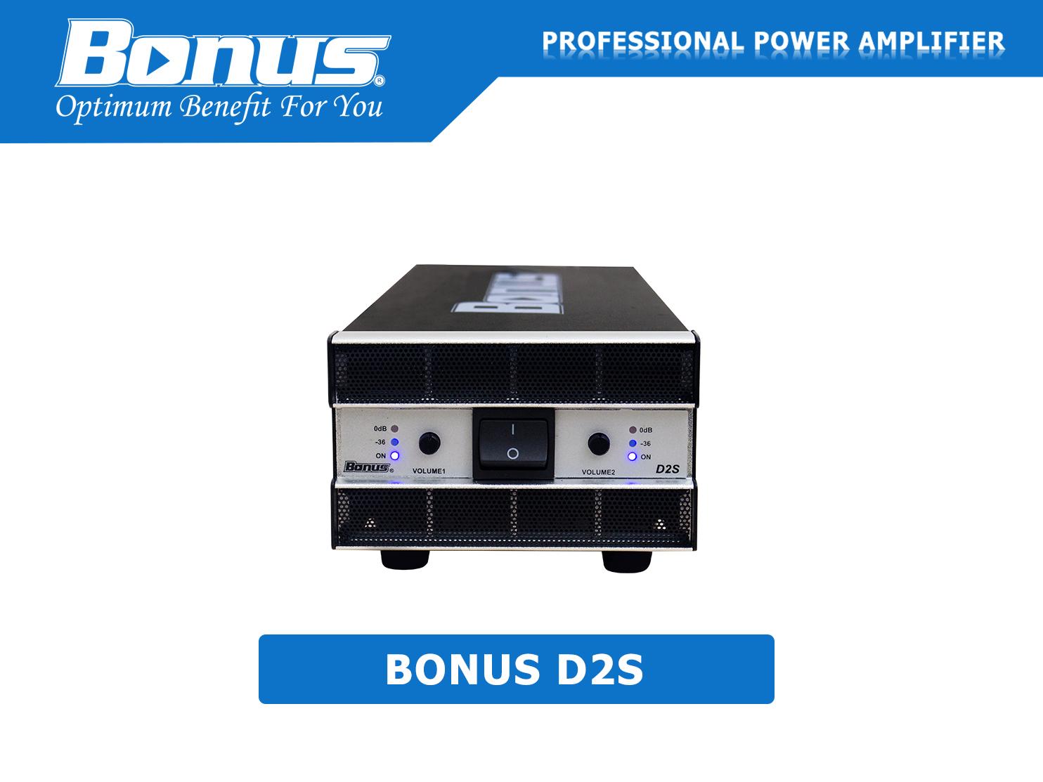 Cục đẩy công suất - Main Power Bonus D2S