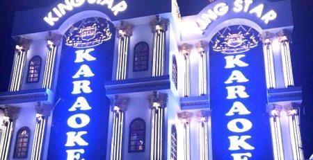Thi công âm thanh chuyên nghiệp tại Karaoke King Star Gò Vấp