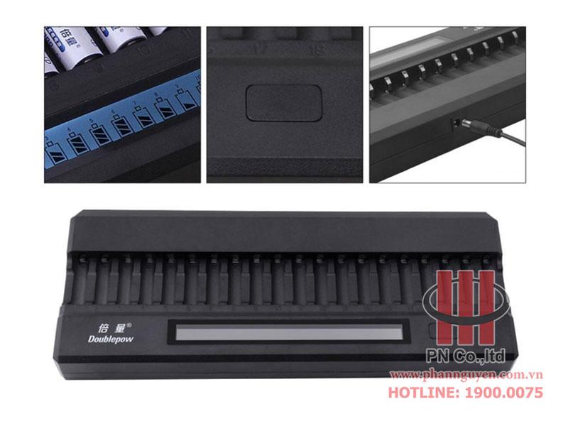 Bộ sạc pin thông minh DoublePow DP-K20