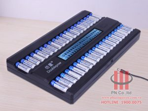 Bàn sạc pin 40 viên DoublePow DP-K50