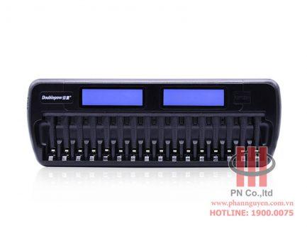 bo-sac-pin-thong-minh-16-vien-doublepow-dp-k106