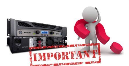 Tầm quan trọng cục đẩy công suất trong dàn âm thanh karaoke.