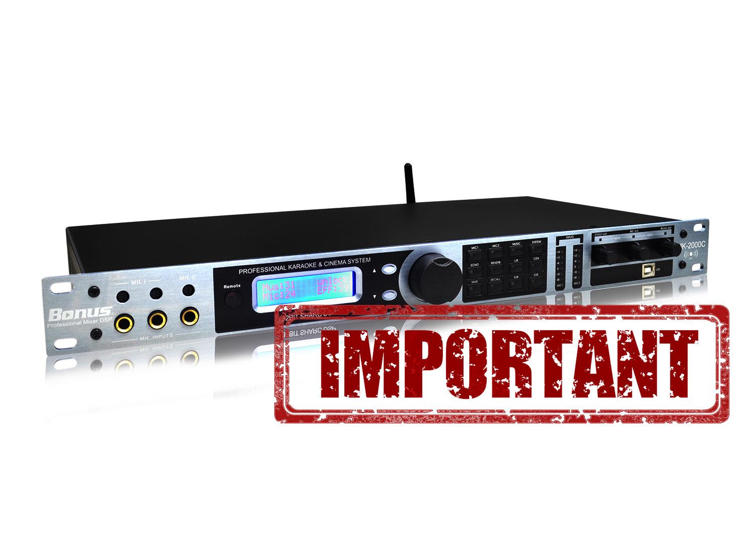 Tầm quan trọng của Vang Số trong dàn âm thanh Karaoke