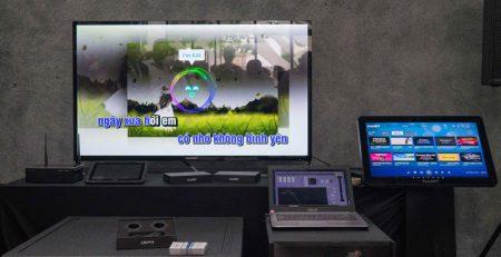 Trí thông minh nhân tạo trên đầu karaoke HANET