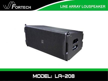 Loa Line Array Fortech Model: LA-208 cao cấp