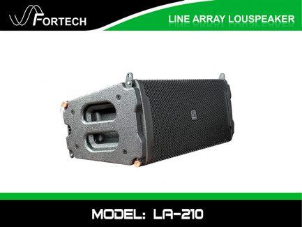 Loa Line Array Fortech Model: LA-210 cao cấp