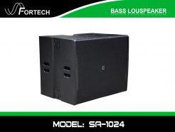 Loa Active Subwoofer Fortech LA-1024