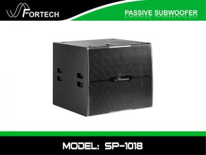 Loa sub array Fortech SP-1018