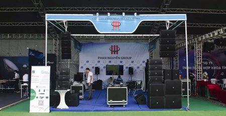 Phan Nguyễn tham dự triển lãm Plase Show 2019