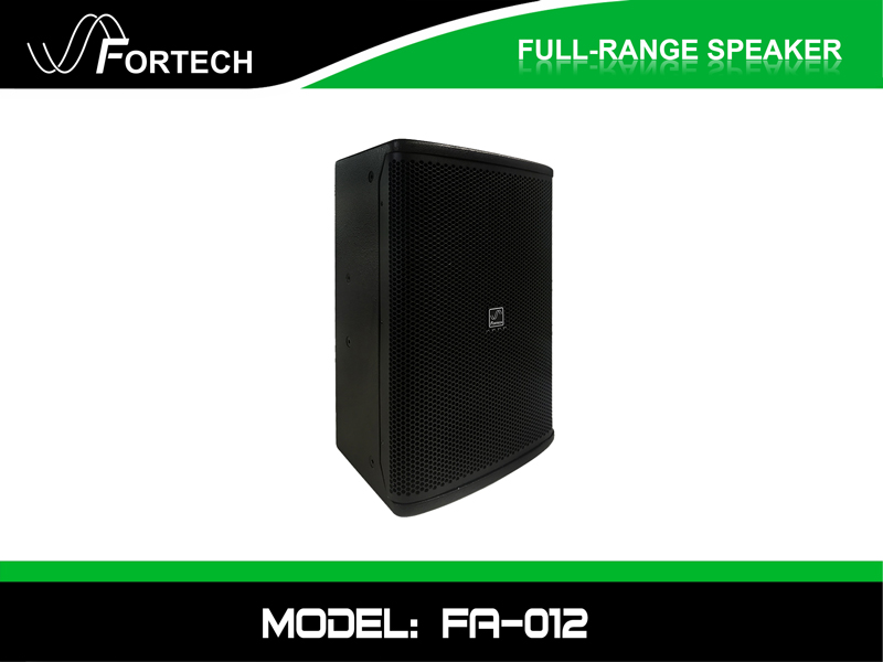 Loa full range Fortech FA-012