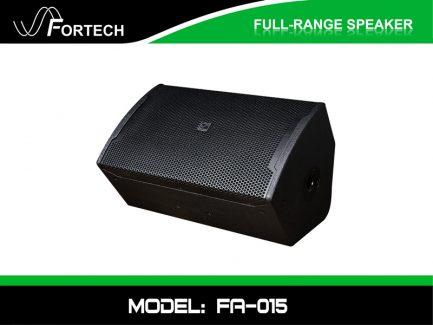 Loa full Fortech FA-015