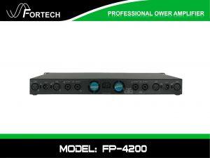 Cục đẩy công suất - Main Power Fortech FP-4200 class d