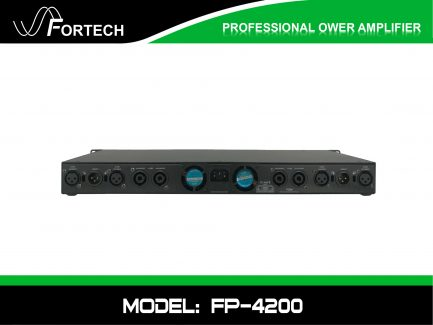 professional-power-amplifier-fortech-model-fp-4200-2