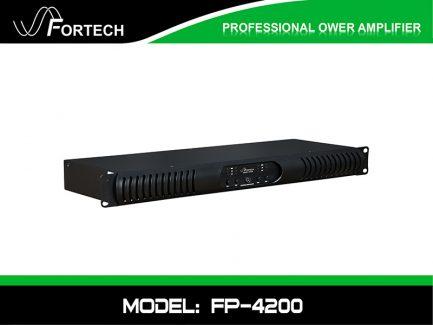 Cục đẩy công suất – Main Power Fortech FP-4200 class d