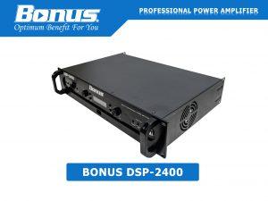amply karaoke liền vang số Bonus Audio DSP-2400 đa chức năng.