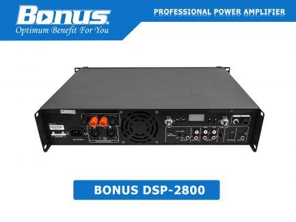 amply karaoke liền vang số Bonus Audio DSP-2800 đa chức năng.