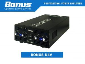 Cục đẩy công suất - Main Power Bonus D4V class D autovolt