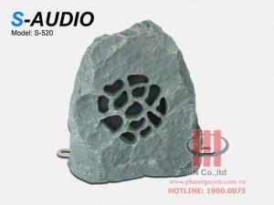 Loa giả đá sân vườn S-Audio S-520