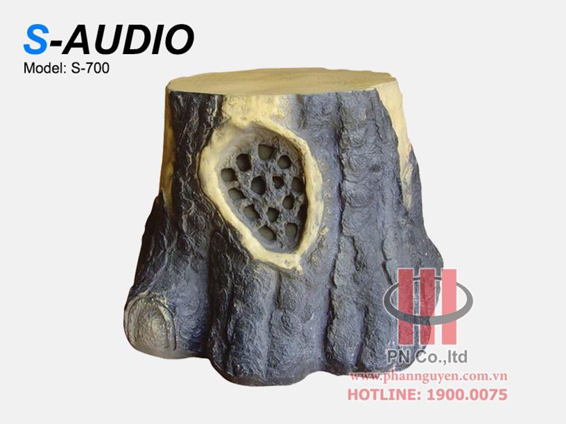 Loa đá hình gốc cây S-Audio S-700