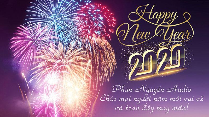 Phan Nguyễn Audio chúc mừng năm mới