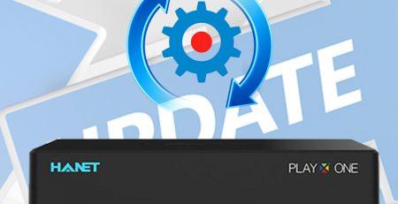 Cập nhật phần mềm mới nhất trên đầu Hanet PlayXOne