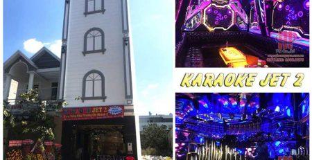 Công trình thi công hệ thống âm thanh karaoke chuyên nghiệp tại Karaoke Jet 2 - Long Thành