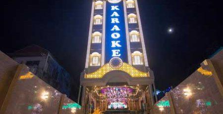 Công trình thi công hệ thống âm thanh karaoke chuyên nghiệp tại Karaoke White Star