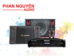 Dàn karaoke gia đình PN-F02 cao cấp