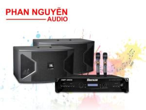 Dàn karaoke gia đình PN-F01 cao cấp