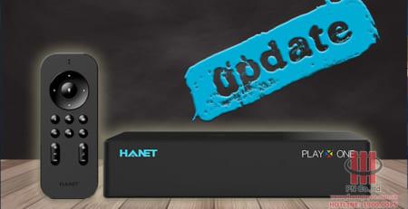 Nâng cấp phần mềm Hanet PlayX One