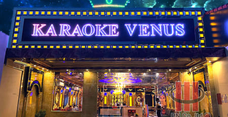 Thi công âm thanh karaoke Venus
